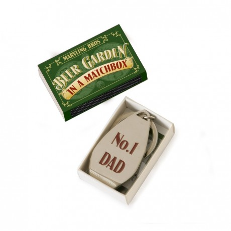 Beer Garden Matchbox Presentation