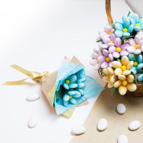 Beautiful Handmade Chocolate Flower Bouquet. Gluten Free