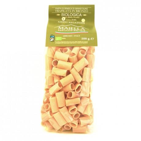 Organic artisan pasta