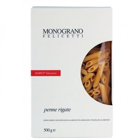Organic Rigatoni Kamut Monograno Line (4 Pack)