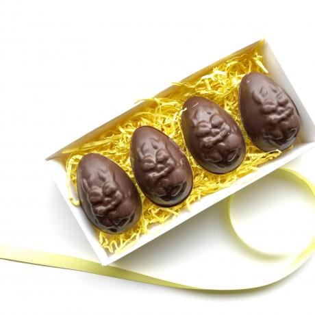 Dairy Free Milk Chocolate Easter Bunny Eggs