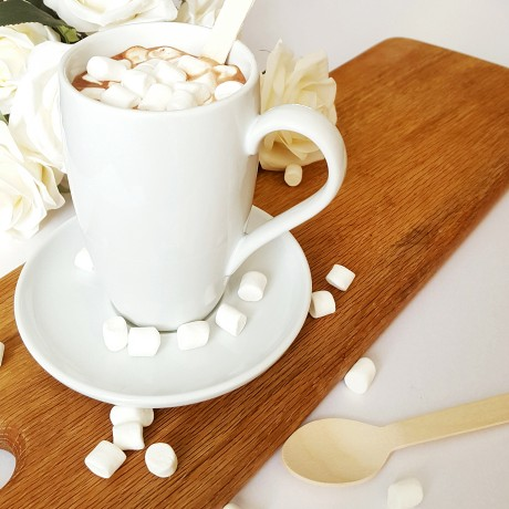 Set of 3 Daisy Hot Chocolate Stirrers