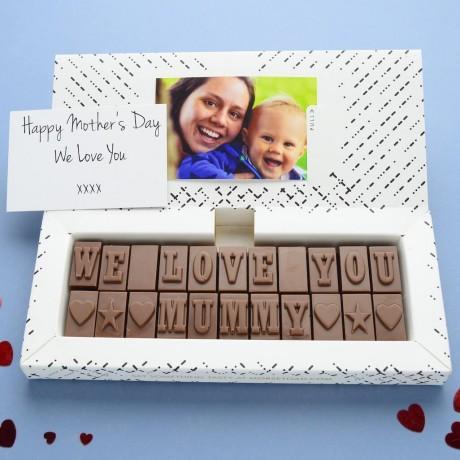 Chocolate Gift For Mum