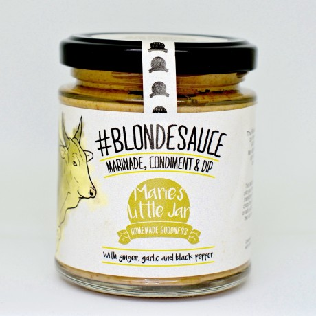 The Blonde Sauce - Ginger, Garlic & Black Pepper (Twin Pack)