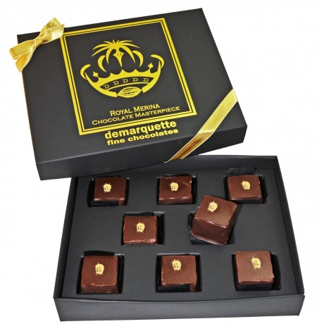 Royal Merina Chocolate Box (8 chocolates)