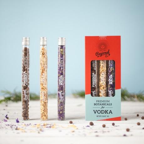 Vodka Botanicals Gift Set