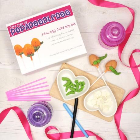Dino Egg Cake Pop Kit
