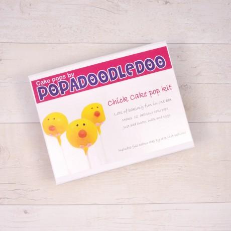Chick Cake Pop Kit