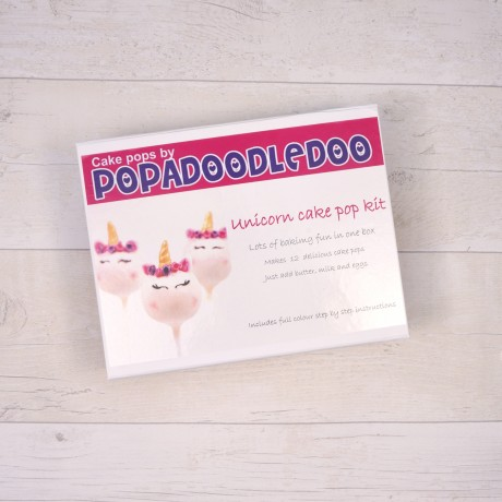 Unicorn Cake Pop Kit