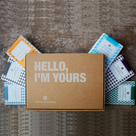 The British Icons Chocolate Subscription (3 Months)