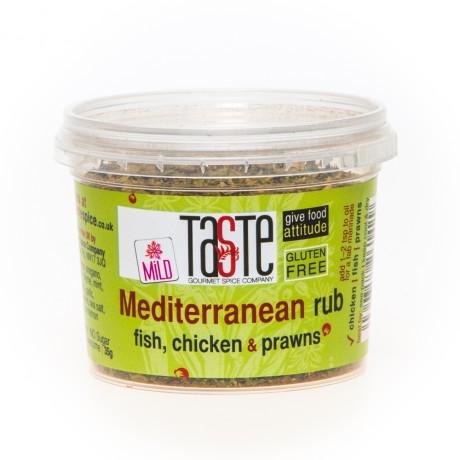 Mediterranean rub