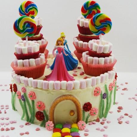 The Princess Castle Cake Kit