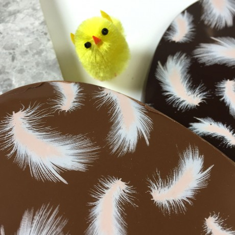 close up cocoapod