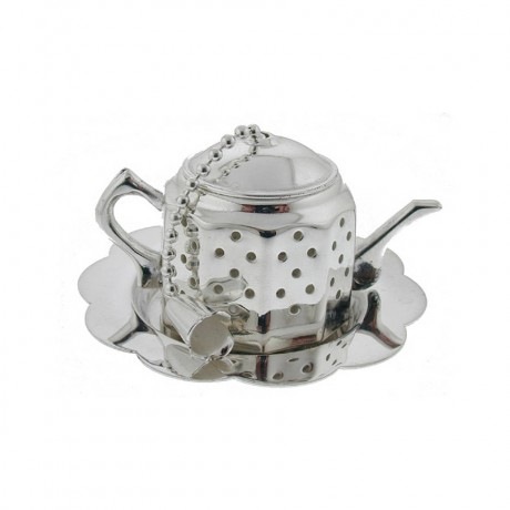 Silver Tea Infuser also available