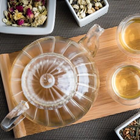 Reinforced Glass Teaset