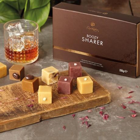 Boozy Sharer - Gourmet Fudge Selection