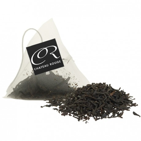 Chateau Rouge English Breakfast Tea Bags
