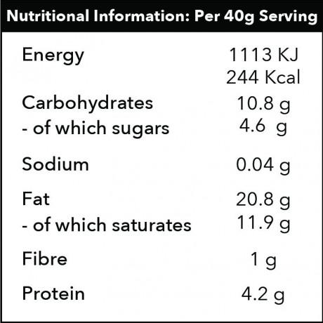 Chocolate Orange Cream Eggs (Pack of 3) - Vegan, Free From, Raw