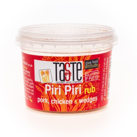 Piri Piri Rub (Hot)