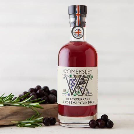 Blackcurrant & Rosemary Vinegar 250ml