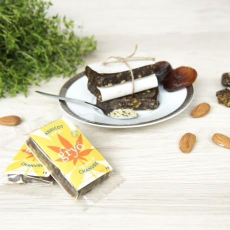 Health Food Bars Box Set - Crickets & Hemp Snack Bars