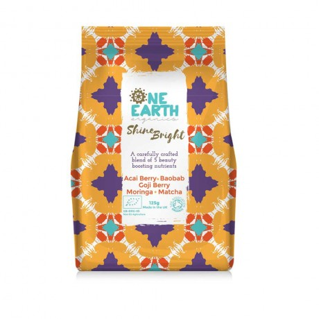 Shine Bright Superfood Blend - Acai, Baobab & Matcha