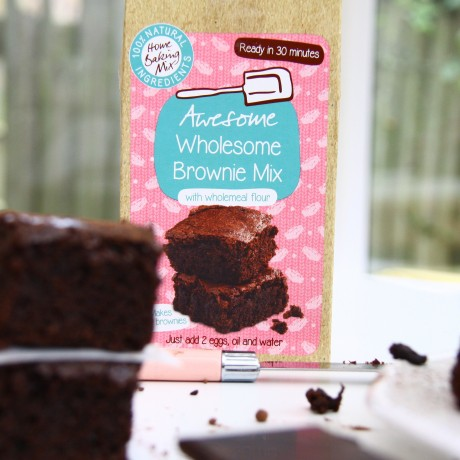 Awesome Brownie Baking Mix Gift Set