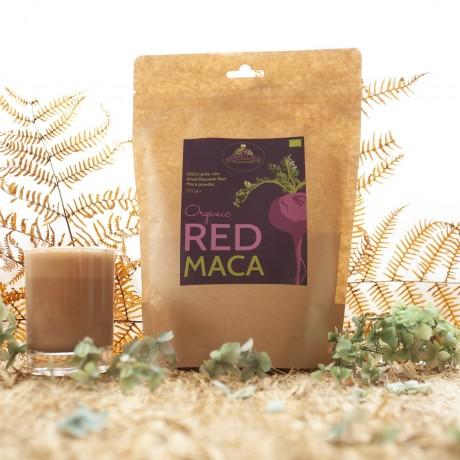 Raw Organic Peruvian Red Maca
