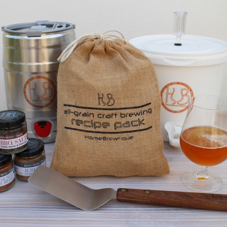 BBQ Beer Brewing Hamper