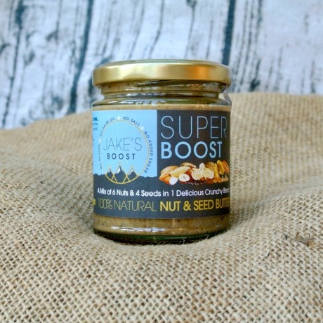 Boost Spreads - All Natural Seed & Nut Butters (3 Pack)