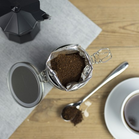 Ground coffee for a cafetiere