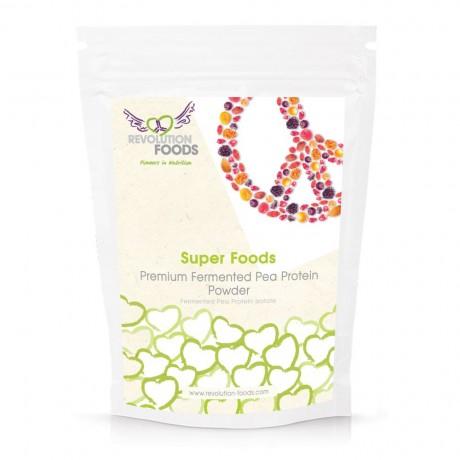 Premium Fermented Pea Protein Powder