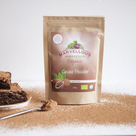 Raw Organic Cacao