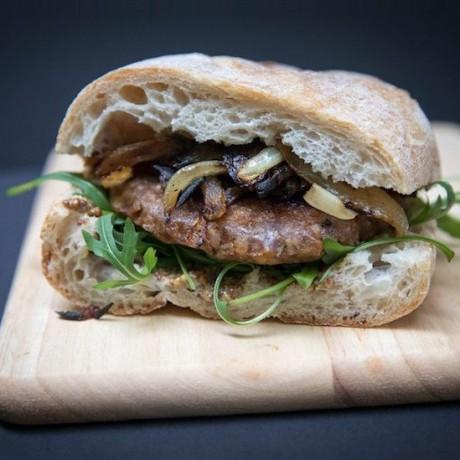 Epic Vegan BBQ Burger Box