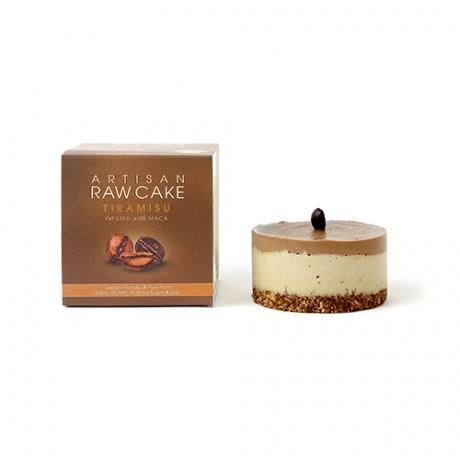 Tiramisu Raw Cake