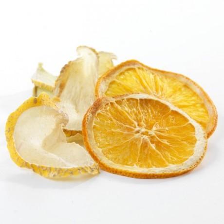 Air Dried Melon & Orange Crisps