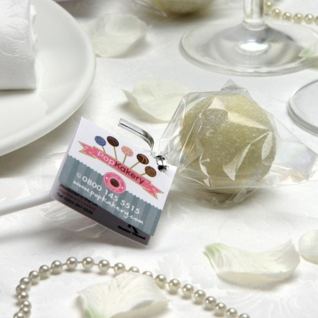 PopKake Wedding Favours