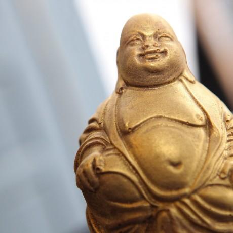 solid buddha
