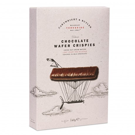 C&B Chocolate Wafer Crispies