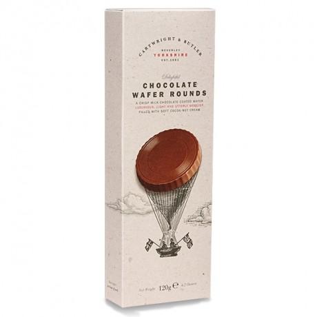 C&B Chocolate Wafer Rounds