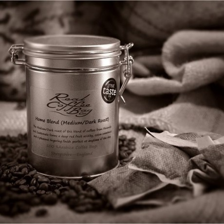 Georgeous Gift Tin with 20 Coffee Bags