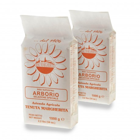Set of 2 Arborio Rice
