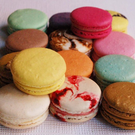 Macaron Selection Box of 14