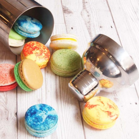 Alcoholic Cocktail Macarons Box of 5