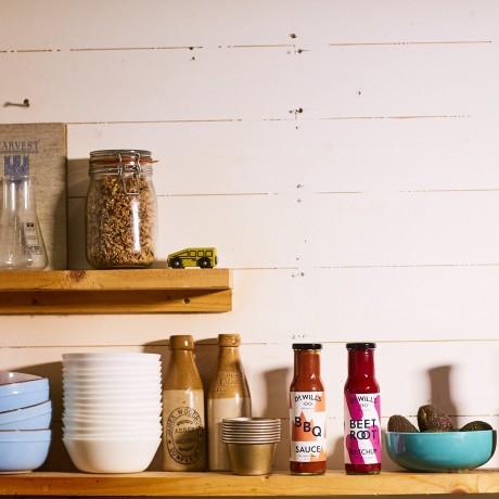 Full House - Ketchup & BBQ Sauce Selection (All Natural, Refined Sugar Free)
