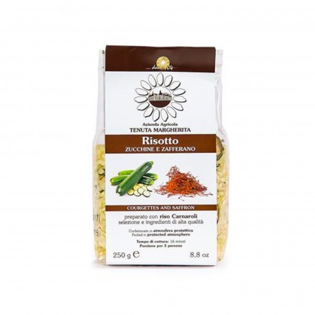 Risotto Mix with Courgettes & Saffron