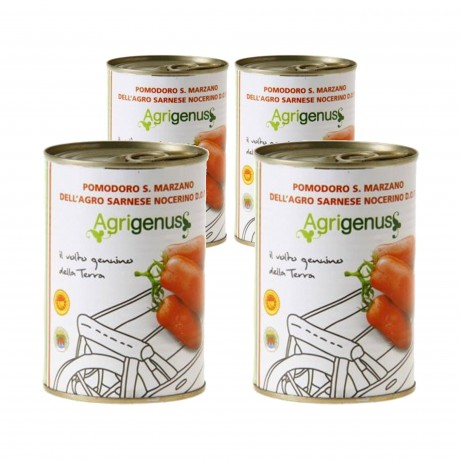 San Marzano Tomatoes PDO