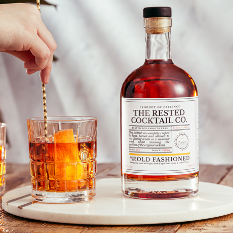 Three Rum Old Fashioned - Bottled Cocktail