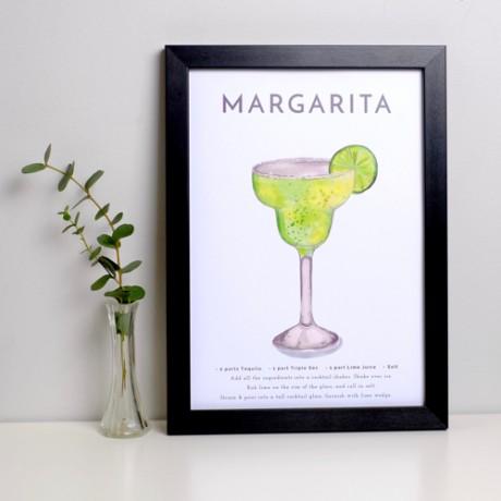 Margarita Print
