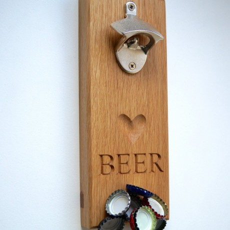 Personalised Wooden Bottle Openers